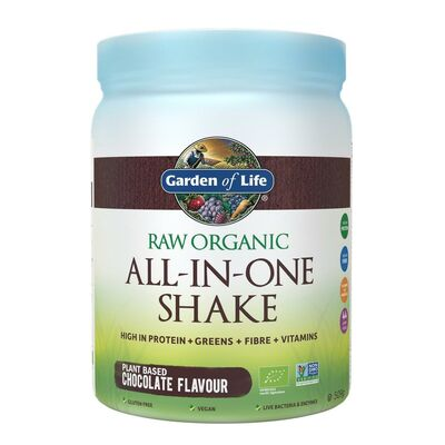 Garden of Life All-In-One-Shake 519 g Lightly Sweet