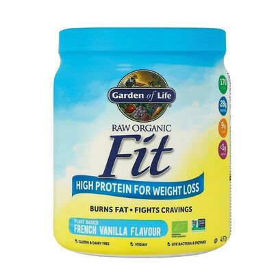 Garden of Life Raw Organic Fit - 457 g