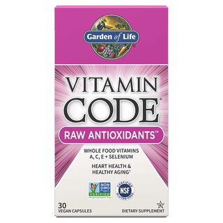 Garden of Life Vitamin Code Raw Antioxidants - 30 Kapseln MHD 12/18