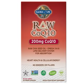 Garden of Life Raw CoQ10 - 60 Capsules