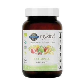 Garden of Life mykind Organics B-Complex Once Daily - 30 Tabletten