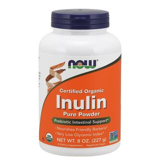 NOW Foods Inulin Pure Powder 227 g