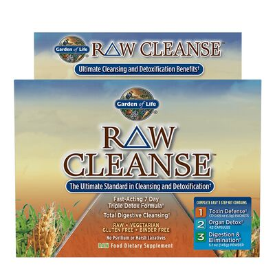 Garden of Life Raw Cleanse System - 7 Tage System